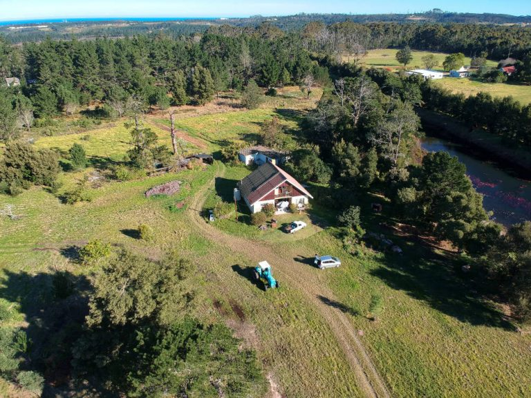 Smallholding in the Garden Route